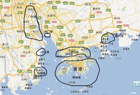 目前上海港在长江流域的货源控制力是宁波舟山港很难挑战的.