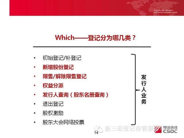 信息中心 新三板发行人业务介绍PPT